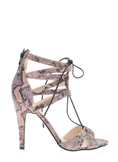 Divarese Ayakkabı Pembe